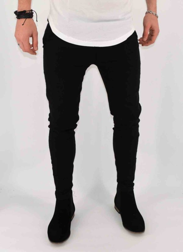 pantalon chino super skinny - coupe ajustée