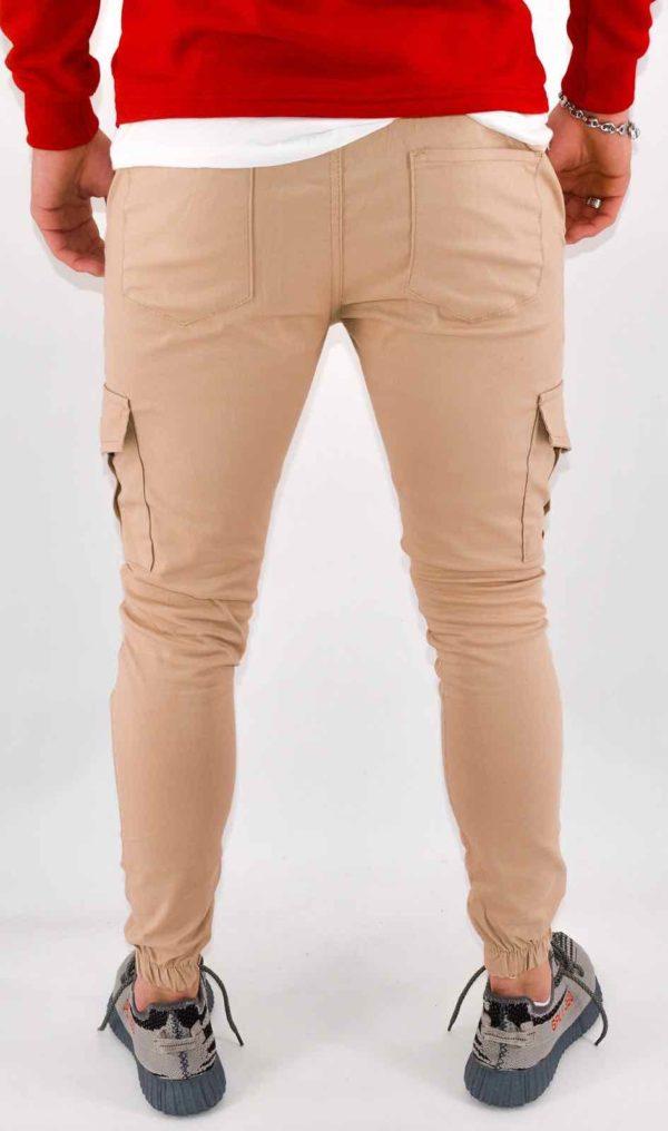 JOGGER PANTS BEIGE – MODE URBAINE