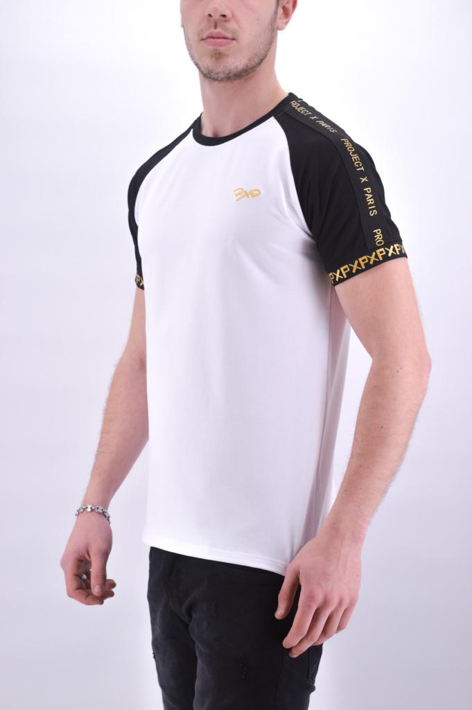 2010084 Tee Shirt Projectxparis