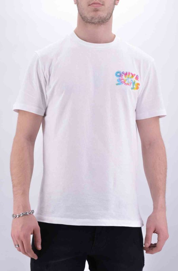 OnsBatik White tee shirt only&sons