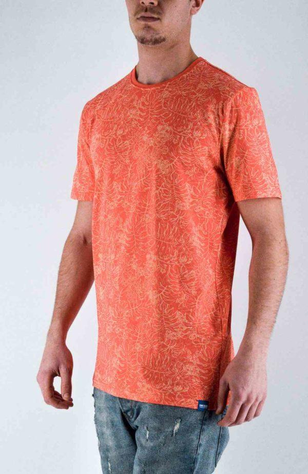 OnsCaj Orange tee shirt only&sons