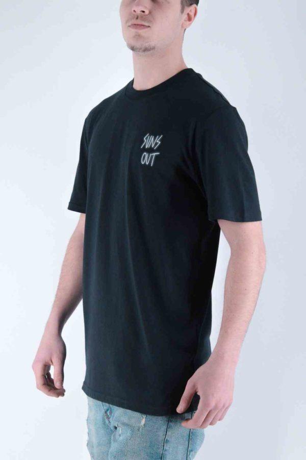 Onskian noir tee shirt only&sons
