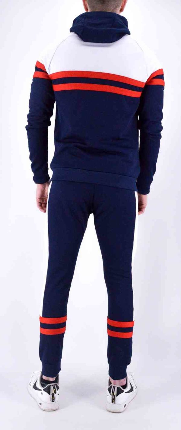ENSEMBLE DE SURVETEMENT NAVY HOMME