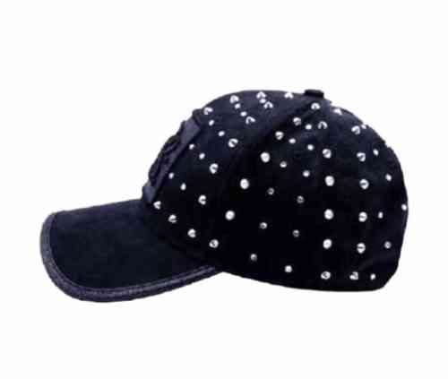 REDFILLS – CASQUETTE REDFILLS STRASS ET PIC HIMALAYA