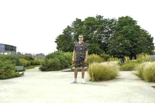 mode urbaine - ensemble short