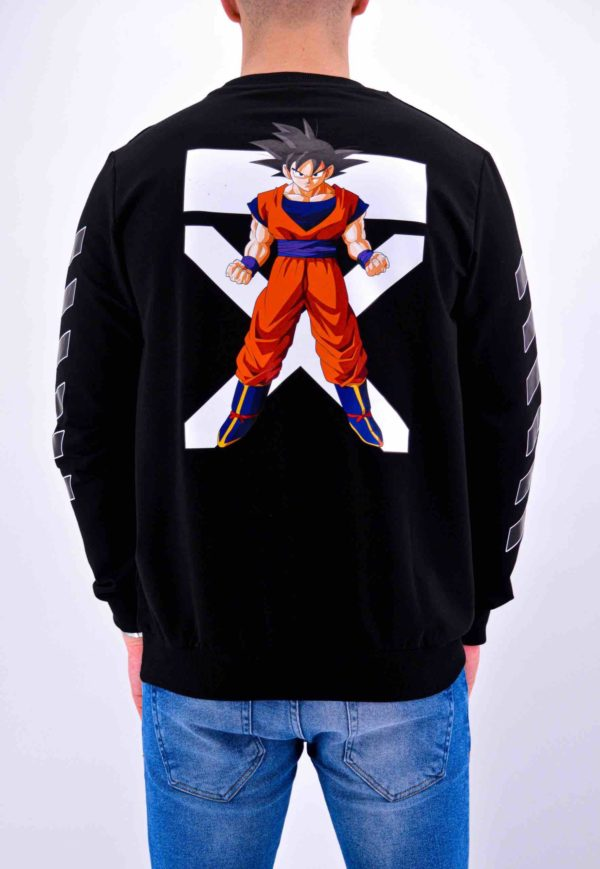PULL SWEAT SANGOKU – MODE URBAINE