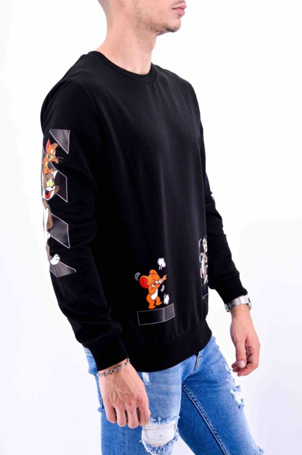 PULL SWEAT TOM & JERRY – MODE URBAINE