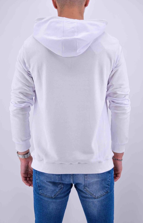 SWEAT MONTAIGNE PARIS BLANC