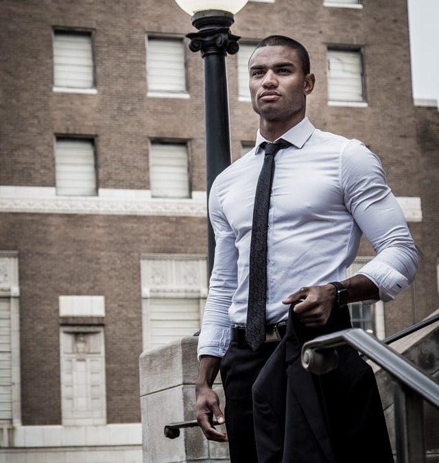 l'homme et la mode urbaine